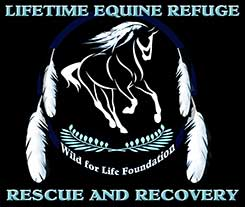 Wild for Life Foundation ~ Lifetime wquine refuge ~ Rescue and Recovery